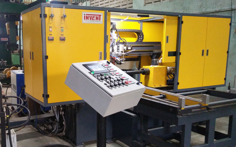 Cir-seam Welder